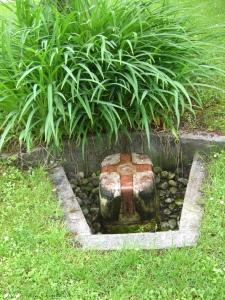 Brunnen Kreuzweg Altötting