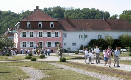 Edelhaus Barockgarten